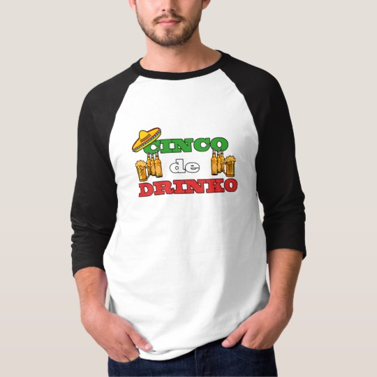 Cinco de Drinko Basic T-Shirt