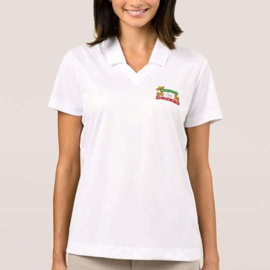 Cinco de Drinko Women's Nike Dri-FIT Pique Polo Shirt