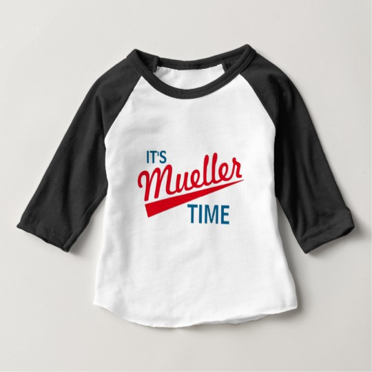 It's Mueller Time Baby Fine Jersey T-Shirt