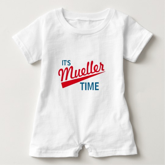 It's Mueller Time Baby Romper
