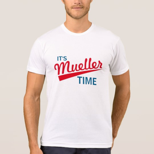It's Mueller Time Basic T-Shirt