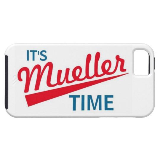 It's Mueller Time Case-Mate Tough iPhone SE + iPhone 5/5S Case