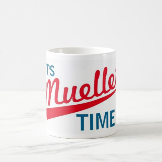It's Mueller Time Classic Mug