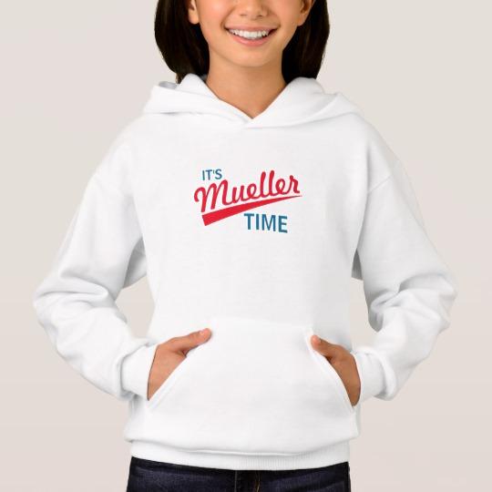 It's Mueller Time Girls' Hanes ComfortBlend® Hoodie