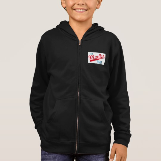 It's Mueller Time Kids' Basic Zip Hoodie