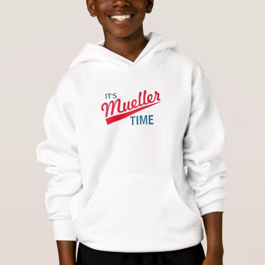 It's Mueller Time Kids' Hanes ComfortBlend® Hoodie