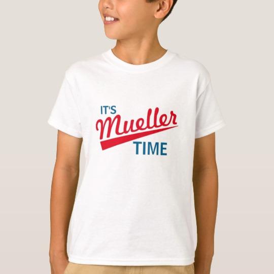 It's Mueller Time Kids' Hanes TAGLESS® T-Shirt