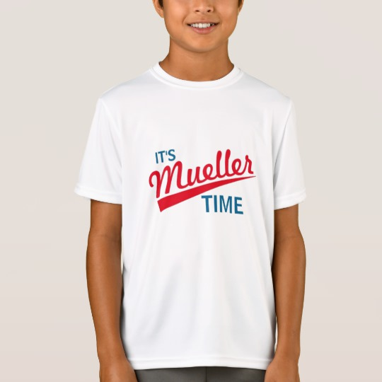 It's Mueller Time Kids' Sport-Tek Competitor T-Shirt