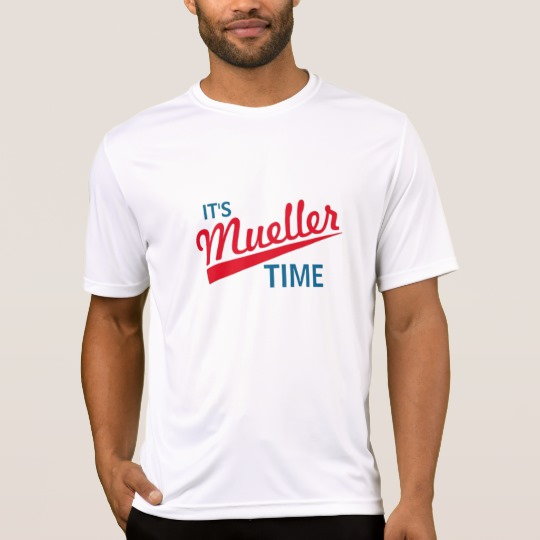 It's Mueller Time Men's Sport-Tek Competitor T-Shirt