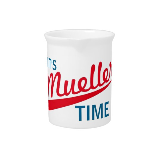 It's Mueller Time Pitcher