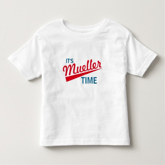It's Mueller Time Toddler Fine Jersey T-Shirt