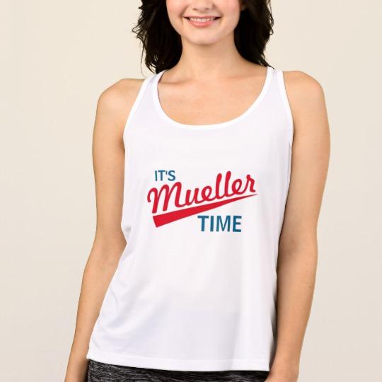 It's Mueller Time Women's All Sport Performance Tank Top