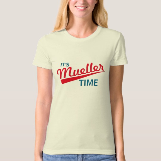 It's Mueller Time Women's American Apparel Organic T-Shirt
