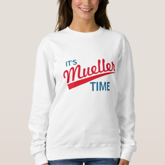 It's Mueller Time Women's Basic Sweatshirt
