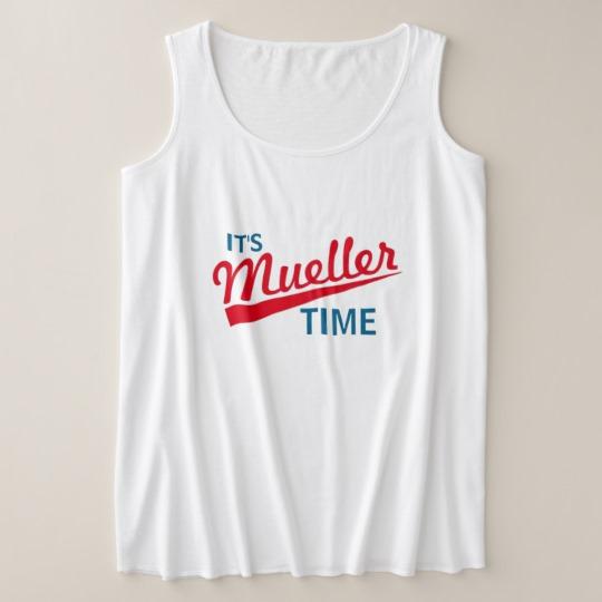 It's Mueller Time Women's Plus-Size Tank Top