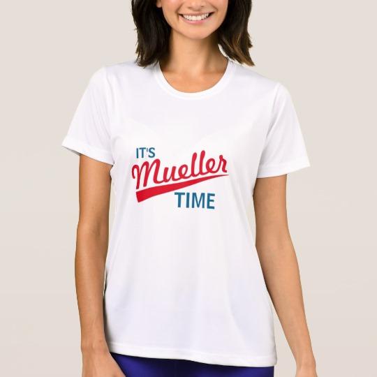 It's Mueller Time Women's Sport-Tek Competitor T-Shirt