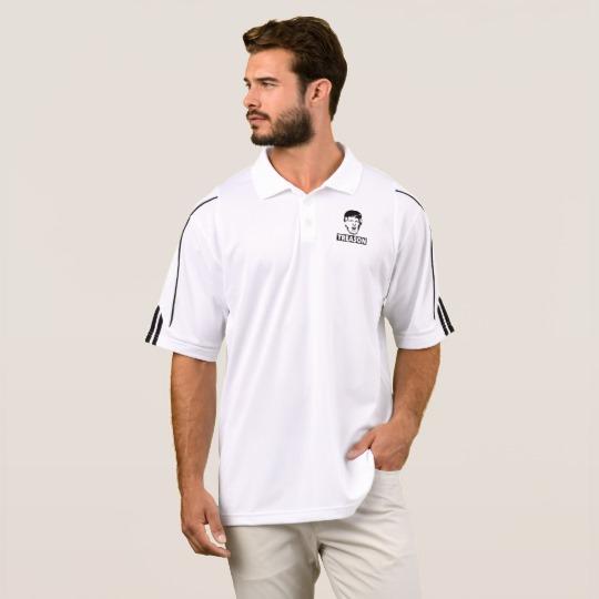 Trump Treason Men's Adidas Golf ClimaLite® Polo Shirt