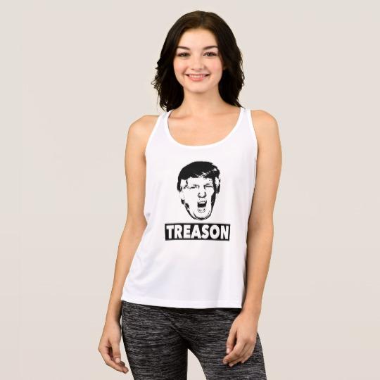 Trump Treason Women's All Sport Performance Tank Top