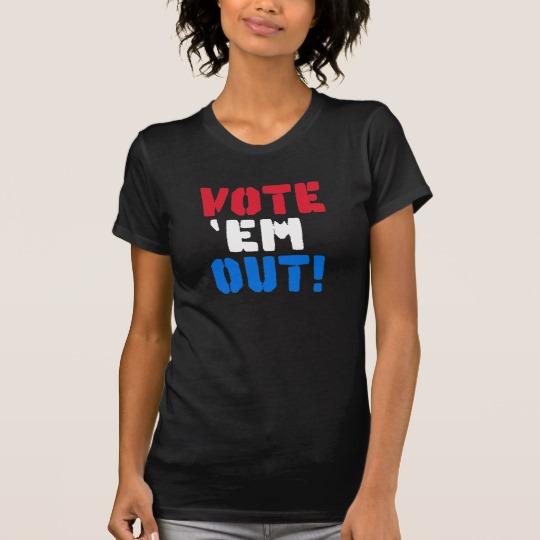 Vote em Out Women's Alternative Apparel Crew Neck T-Shirt
