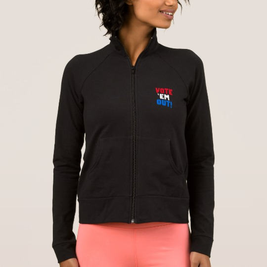 Vote em Out Women's Practice Jacket