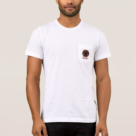 Black Panther Tribal Head Men's Bella+Canvas Pocket T-Shirt