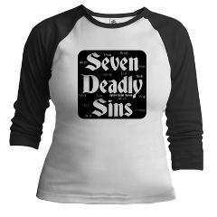 The Seven Deadly Sins Jr. Raglan