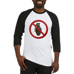 No Grenades Baseball Jersey