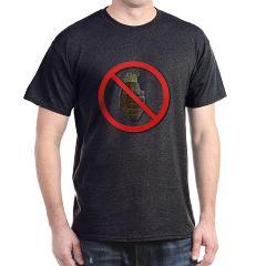 No Grenades Dark T-Shirt