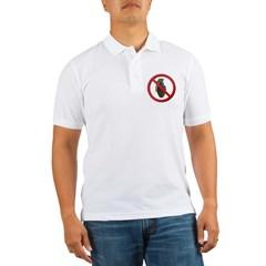 No Grenades Golf Shirt