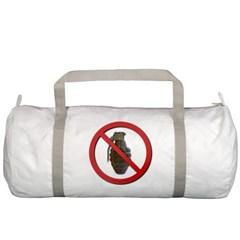 No Grenades Gym Bag