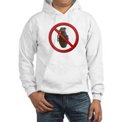 No Grenades Hooded Sweatshirt