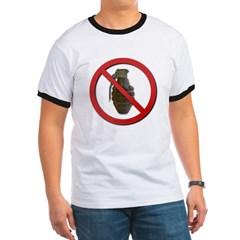 No Grenades Ringer T