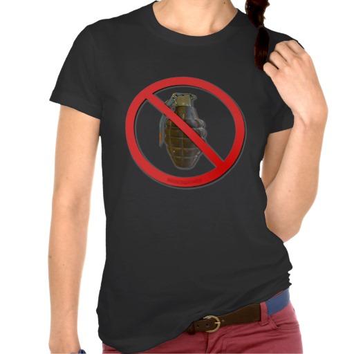 No Grenades Tshirt