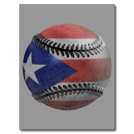 Puerto Rican Baseball Postcards