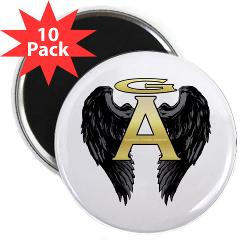 "Archangel Wings 2.25"" Magnet (10 pack)"
