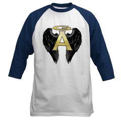 Archangel Wings Baseball Jersey