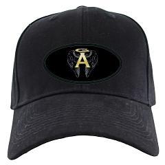 Archangel Wings Black Cap