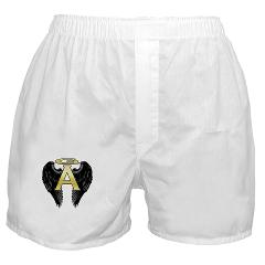 Archangel Wings Boxer Shorts