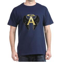 Archangel Wings Dark T-Shirt
