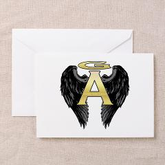 Archangel Wings Greeting Cards (Pk of 20)