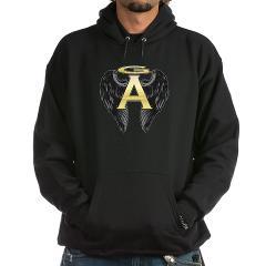 Archangel Wings Hoodie (dark)