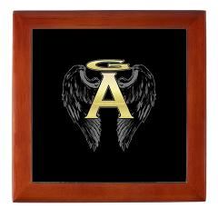 Archangel Wings Keepsake Box