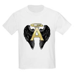 Archangel Wings Kids Light T-Shirt