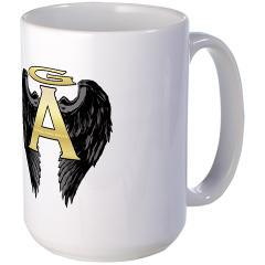 Archangel Wings Large Mug