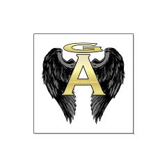 Archangel Wings Large Poster
