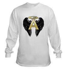 Archangel Wings Long Sleeve T-Shirt