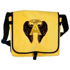 Archangel Wings Messenger Bag