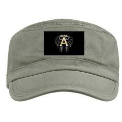 Archangel Wings Military Cap