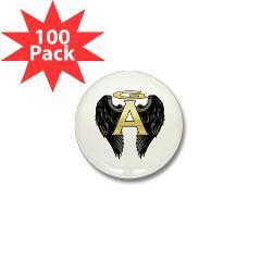 Archangel Wings Mini Button (100 pack)