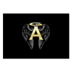 Archangel Wings Small Poster